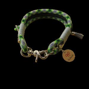 Kletterseil Hunde Halsband handgemacht