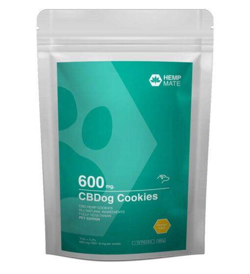 cbd dog cookies