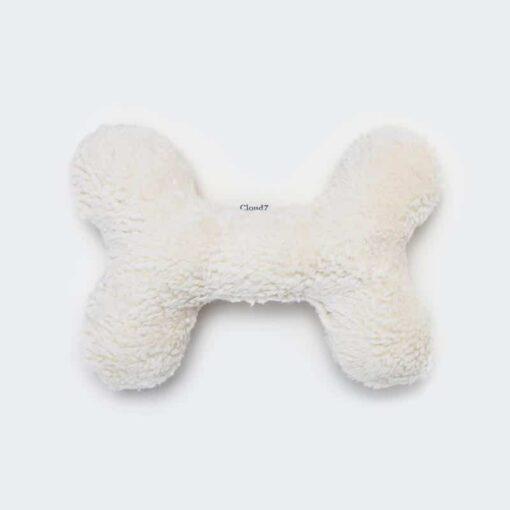 Cloud7 Spielzeug Love Bone weiss Plüsch