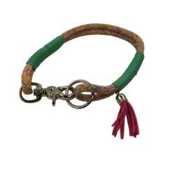 Kletterseil Halsband Handmade