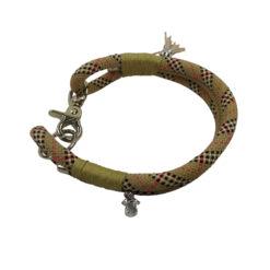 Kletterseil Hunde Halsband Handmade Unikat