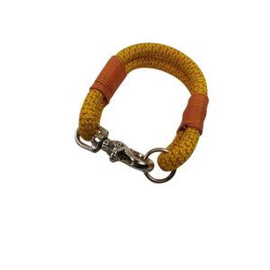 Kletterseil Hundehalsband handarbeit