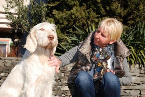 Claudia Hundetrainerin und Züchterin aus Leidenschaft